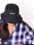 Carhartt,WIP,カーハート,帽子,ハット,メンズ,レディース,ユニセックス,大きい,ブランド,SCRIPT,BUCKET,HAT,バケットハット,I026217