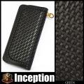 INCEPTION,インセプション,長財布,ロング,ウォレット,バスケット,スタンプ,UKサドル,レザー,牛革,IPW-01