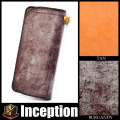 INCEPTION,インセプション,長財布,ロング,ウォレット,UKブライドル,レザー,牛革,IPW-02