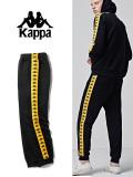 カッパ,Kappa,ジャージ,パンツ,トラックパンツ,メンズ,レディース,BANDA,COLLECTION,バンダ,オムニ,スウェットパンツ,K08Y2AK62M-B