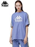 カッパ,Kappa,Tシャツ,メンズ,レディース,ユニセックス,大きいサイズ,ラベンダー,スポーツ,BANDA,COLLECTION,バンダ,オムニ,K08Y2TD61M-L