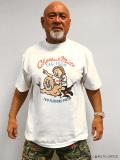 長州,力,武藤,敬司,Tシャツ,長袖,レディース,メンズ,プリント,大きいサイズ,綿,100%,かわいい,おしゃれ,ゆったり,カジュアル,MCLT-2103