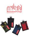 Manhattan,Portage,マンハッタンポーテージ,コインケース,小銭入れ,メンズ,レディース,ユニセックス,キーリング付き,正規品,MP1048