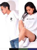 Columbia,コロンビア,Tシャツ,メンズ,レディース,半袖,ブランド,大きいサイズ,ユニセックス,シンプル,カジュアル,スポーツ,PM0052
