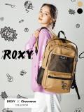 ROXY,ロキシー,リュック,リュックサック,レディース,メンズ,ユニセックス,通学,高校生,chocomoo,27L,COMING,RBG204315