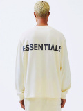 Fear,of,God,essentials,FOG,ESSENTIALS,Tシャツ,メンズ,レディース,長袖,フィアオブゴッド,エフオージー,リフレクター,REFLECTIVE-LS-C