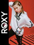 ROXY,ロキシー,HELLOW,KITTY,ハローキティ,キティちゃん,パーカー,レディース,メンズ,大きめ,サンリオ,グッズ,RPO194027-G