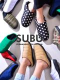 SUBU,スブ,サンダル,2020,スリッパ,メンズ,レディース,ユニセックス,冬,秋,ブラック,冬サンダル,SUBU-20