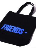 VLONE,ヴィーロン,ヴィーローン,バッグ,トートバッグ,メンズ,レディース,ブランド,フレンズ,FRIENDS,TOTE,BAG,V-FD-TBF-B