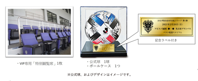 【6/19 神戸戦】オンリーワン★ケース入り公式試合球付きチケット