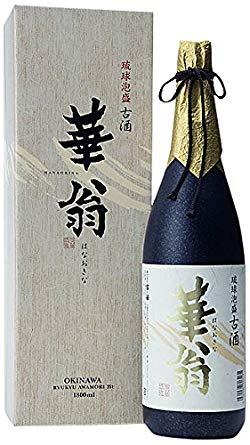 華翁 古酒35度 1800ml