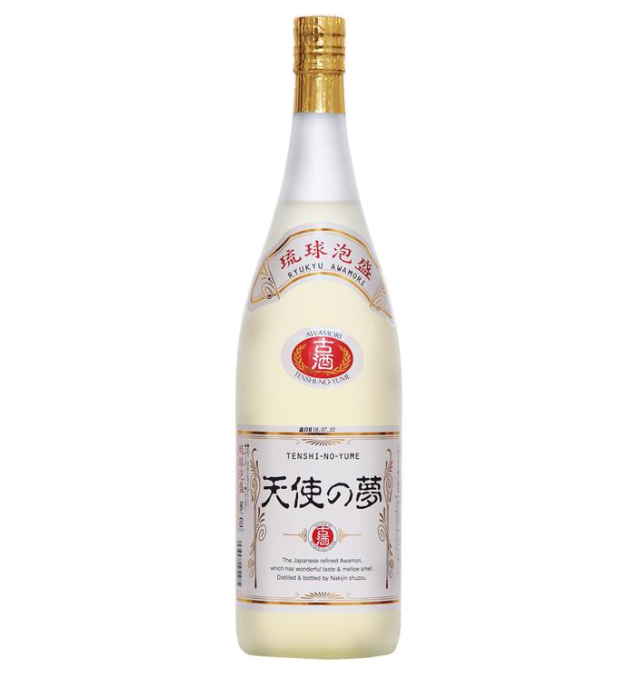 今帰仁酒造 天使の夢 古酒 25度 1800ml