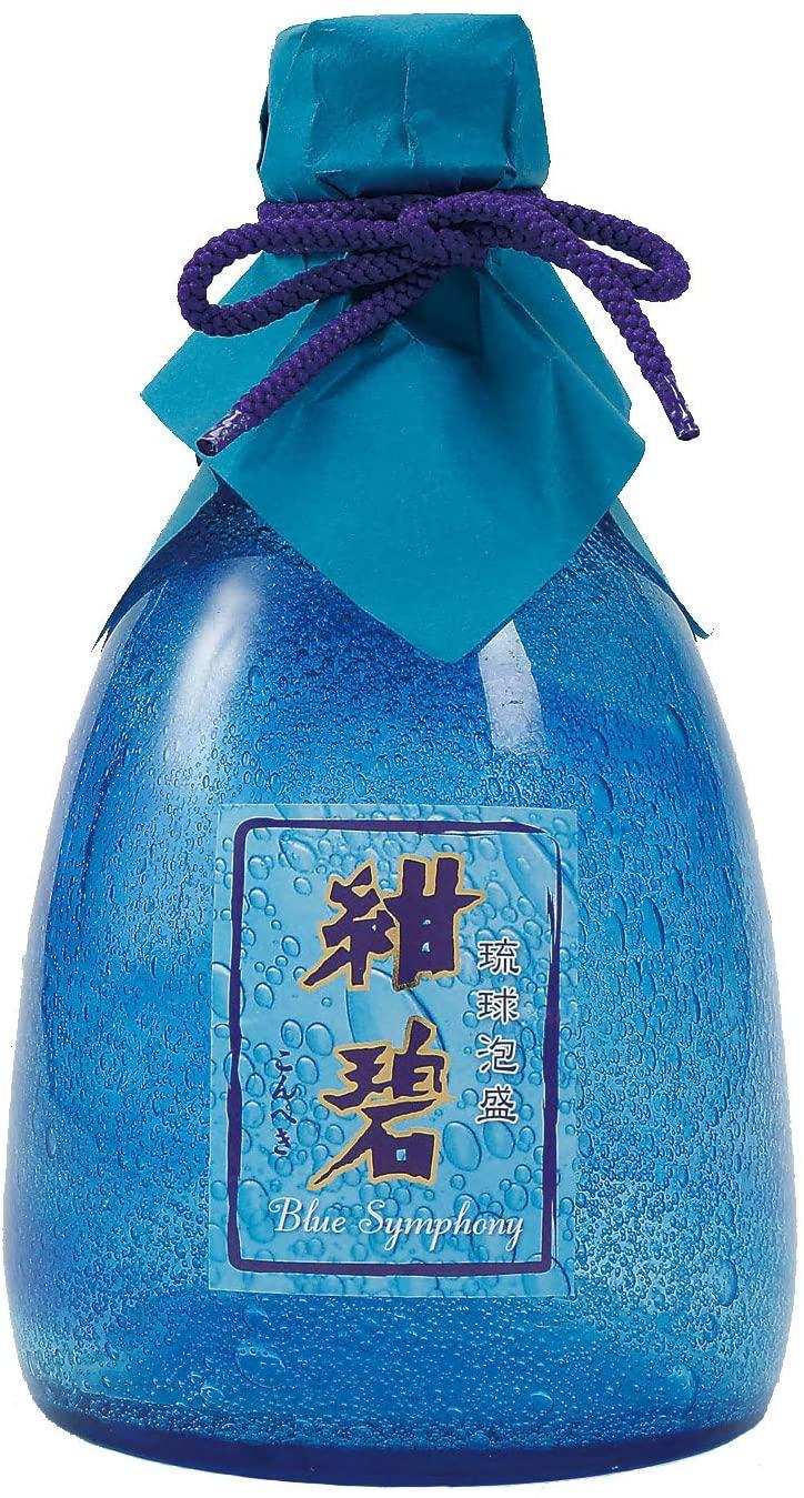 紺碧 ブルーシンフォニー 30度 720ml