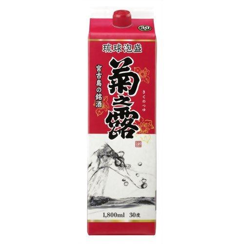 菊之露 紙パック30度 1800ml