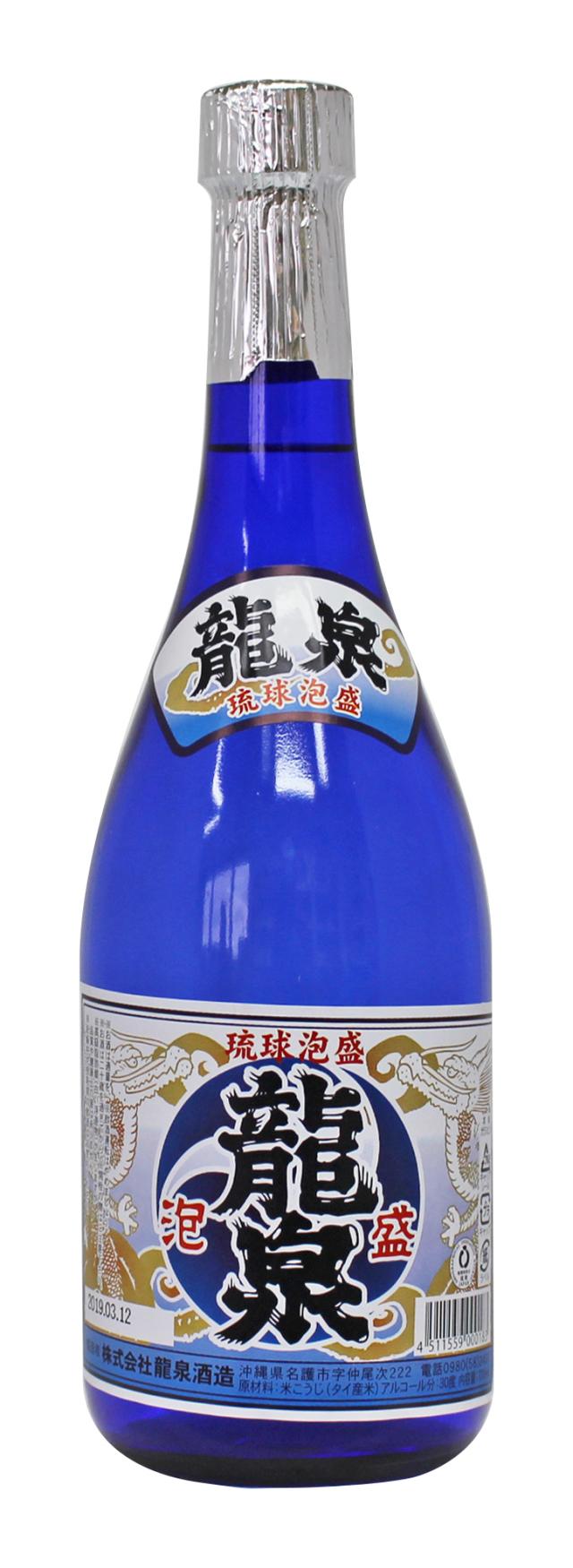龍泉ブルー 30度 720ml