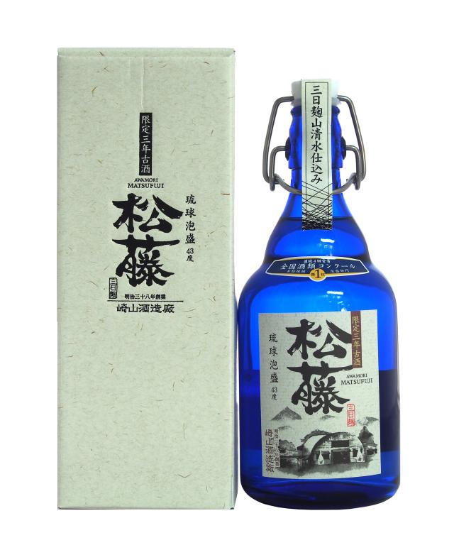 松藤 限定3年古酒 (500ml)
