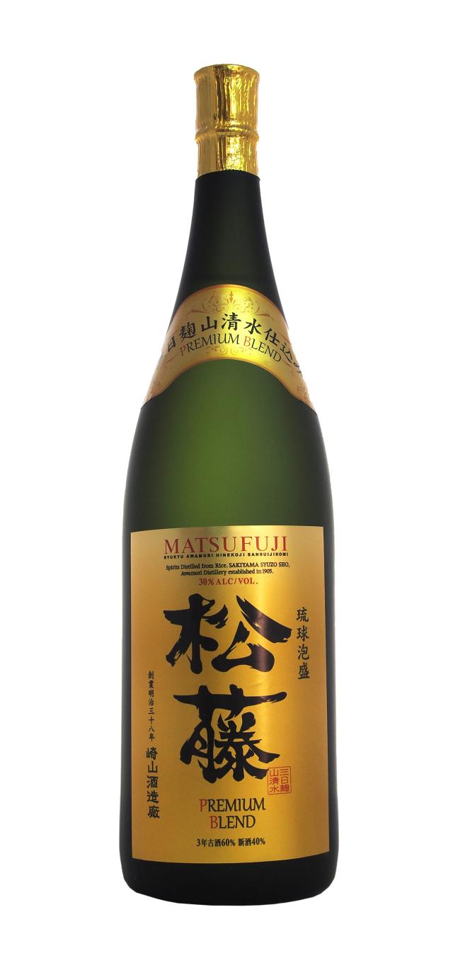 松藤 プレミアムブレンド 一升瓶 (1800ml)