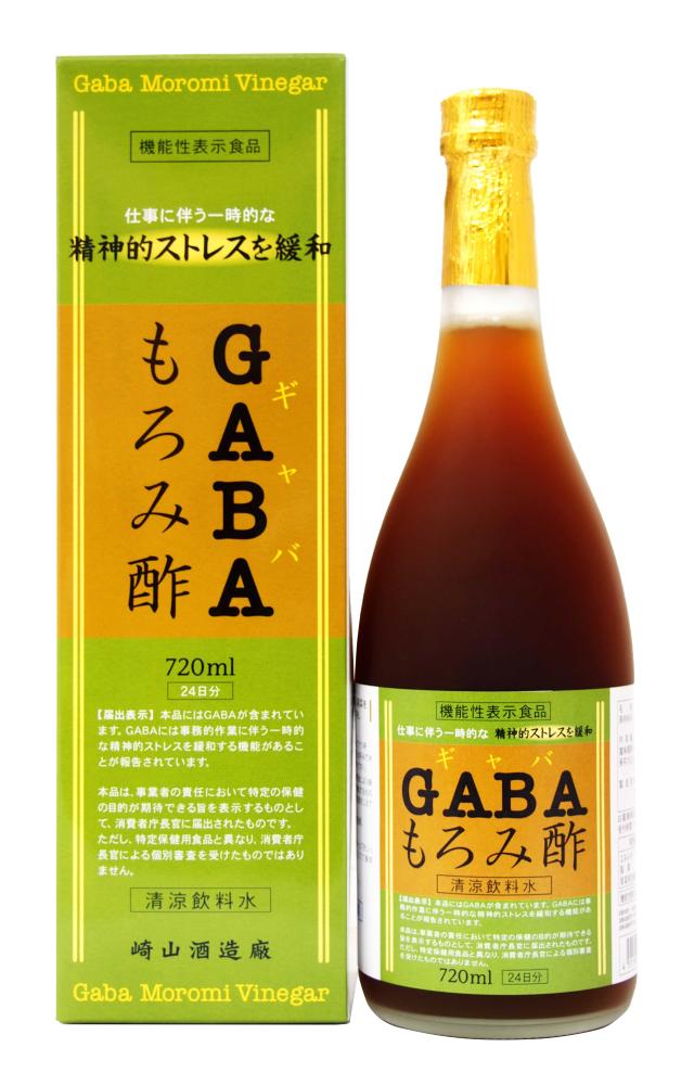 GABAもろみ酢 (720ml)