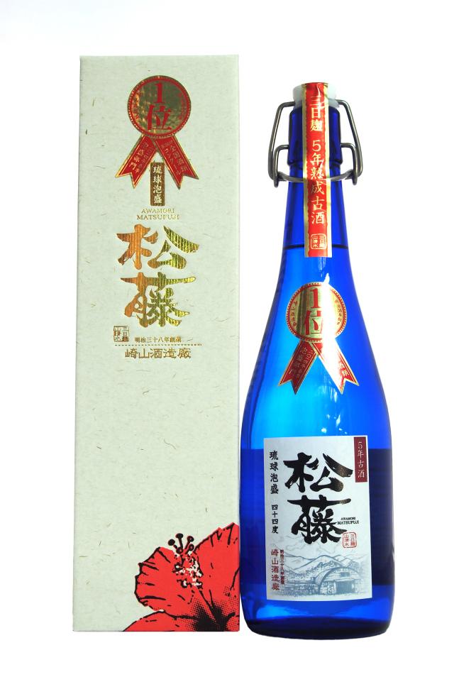 松藤 5年古酒 (720ml)
