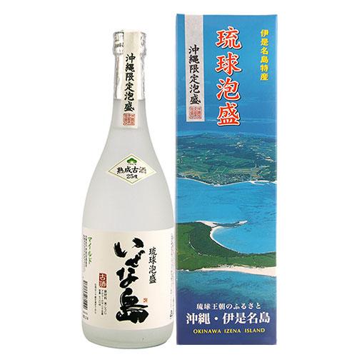 いぜな島 古酒 25度 720ml