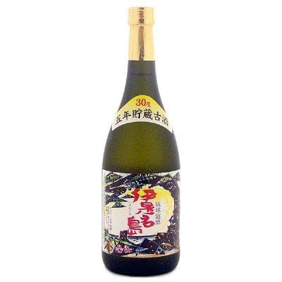 伊是名島 5年古酒 30度 720ml