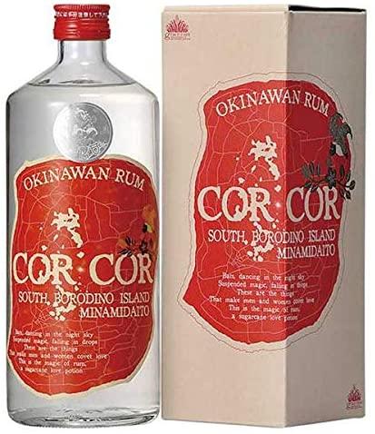 COR COR(赤) 40度 720ml