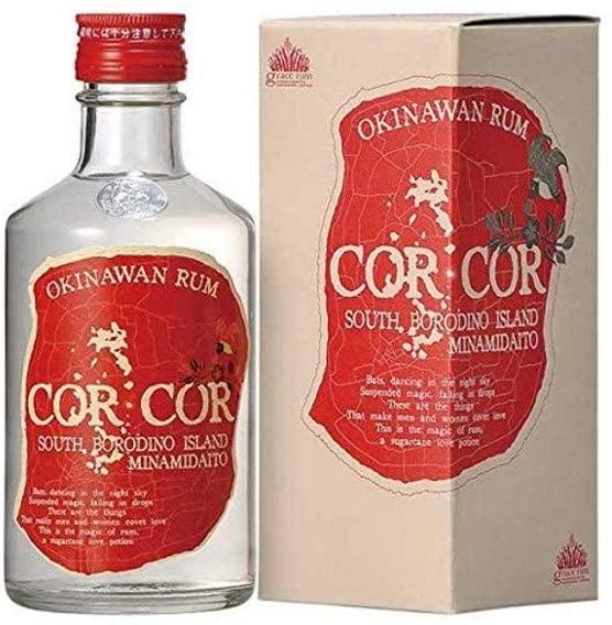 COR COR(赤) 40度 300ml