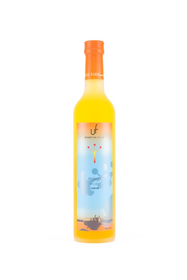 うちなーファーム マンゴーワイン 8% 500ml