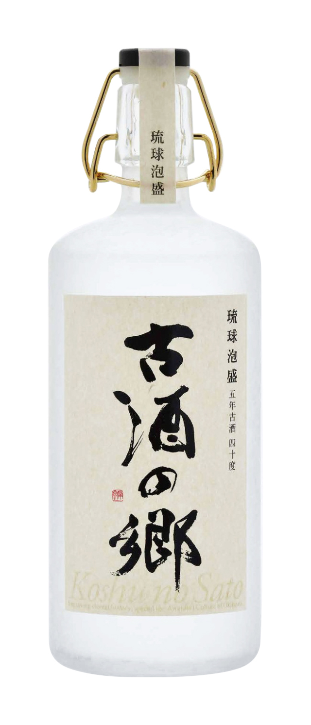 古酒の郷 五年古酒 40度 720ml