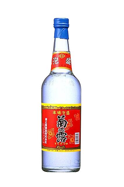 菊之露 二合瓶30度 360ml