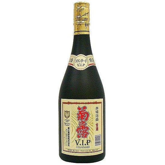 菊之露 古酒 V.I.Pスタンダード30度 720ml