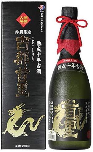 瑞穂酒造 古都首里 熟成10年古酒 40度 720ml