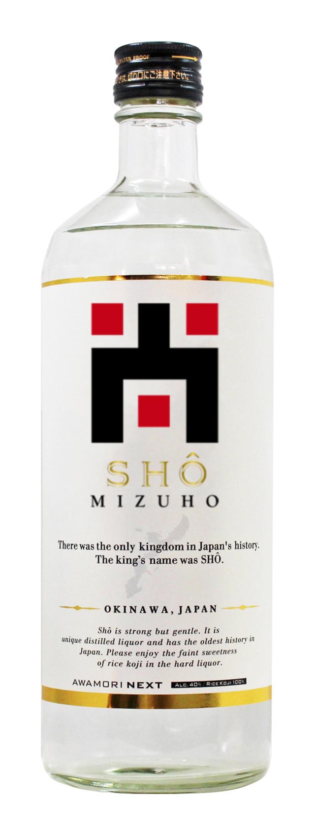 尚-MIZUHO- 40度 720ml