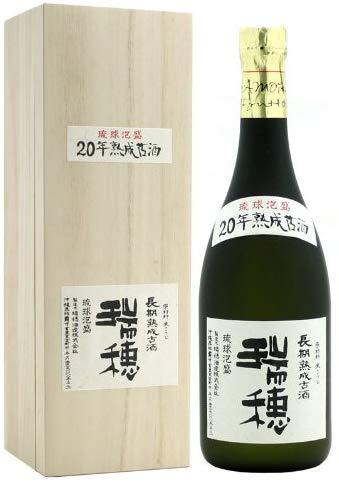 瑞穂酒造 瑞穂 スーパーロイヤル 20年古酒 30度 720ml
