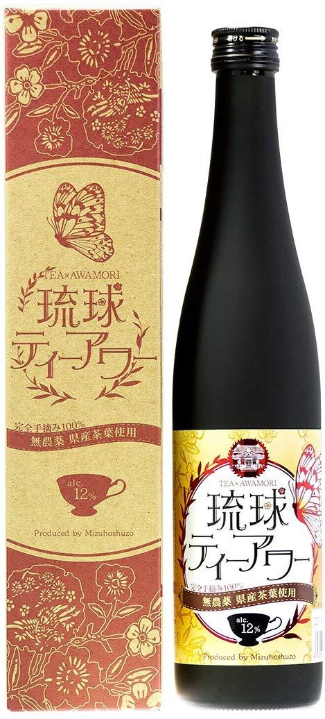 瑞穂酒造 琉球ティーアワー 12度 500ml