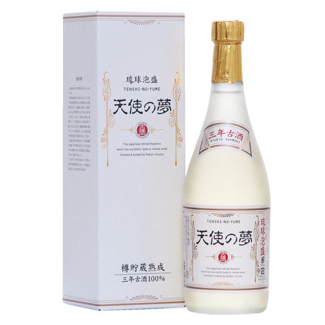 今帰仁酒造 天使の夢 古酒 25度 720ml