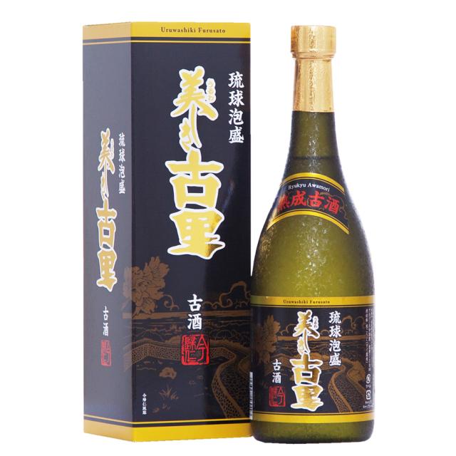 今帰仁酒造 美しき古里 古酒 30度 720ml