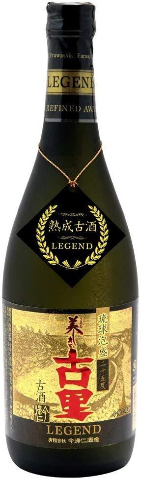 今帰仁酒造 美しき古里 古酒 25度 720ml