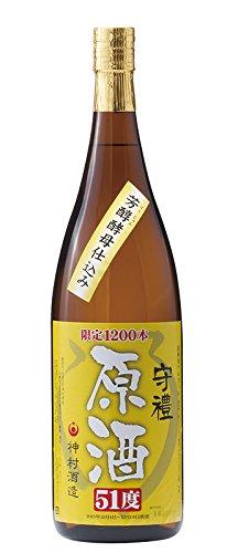 守禮原酒 芳醇酵母仕込み 51度 1800ml