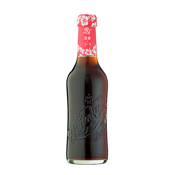 久米島の久米仙 Ryukyu Bubble Cola 5度 275ml