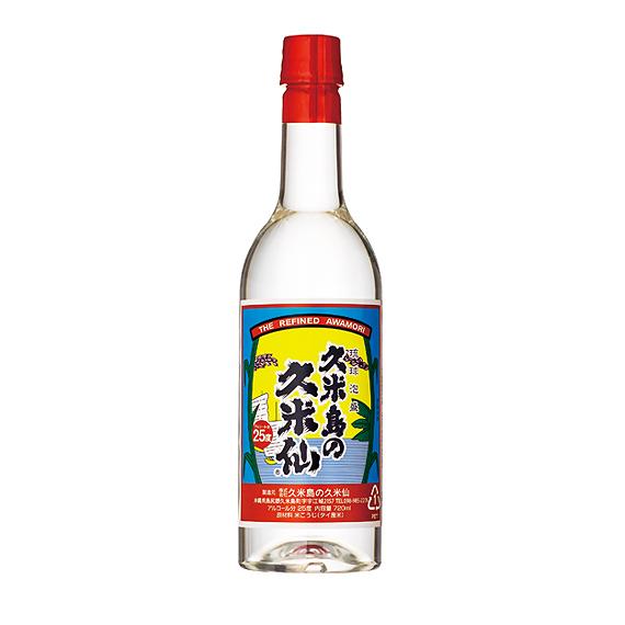 久米島の久米仙 25度 ペットボトル 25度 720ml