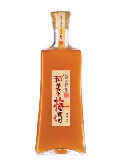 久米島の久米仙 あらごし球美の梅酒 12度 750ml