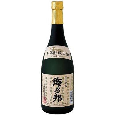 海乃邦 10年古酒 25度 720ml