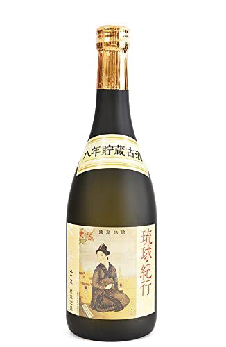 琉球紀行 8年古酒 30度 720ml