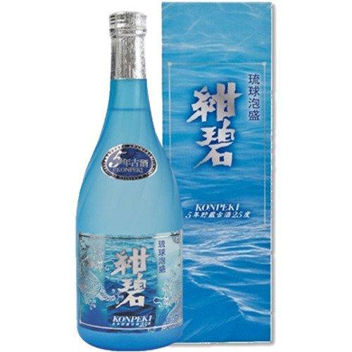 紺碧 5年古酒 25度 720ml