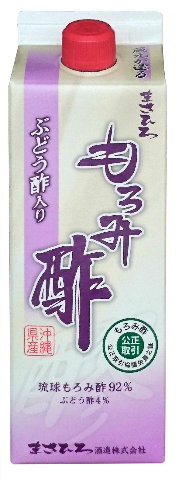 まさひろもろみ酢 (ぶどう酢入)  900ml