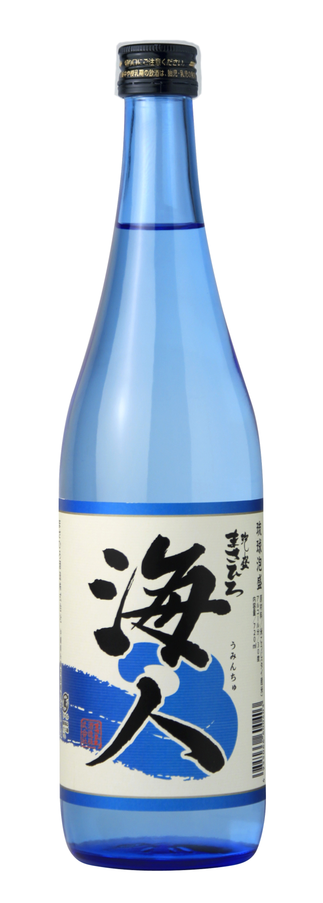 琉球泡盛「海人」 30度 720ml