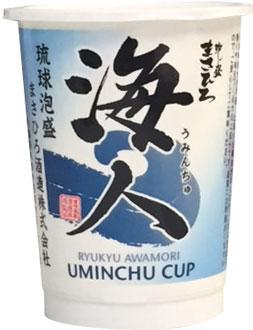 海人ワンカップ 12度 1ケース(180ml×30個入り)