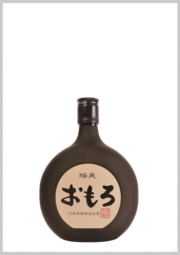 瑞泉酒造 おもろ 15年古酒 43度 720ml