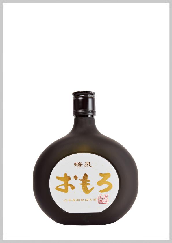 瑞泉酒造 おもろ 21年古酒 35度 720ml